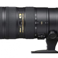 RENTAL - SLR LONG LENS (70-200mm, 2.8/f)